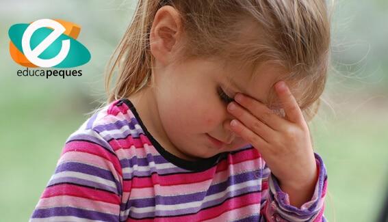 Niños inseguros, inseguridad infantil, timidez, niño timido
