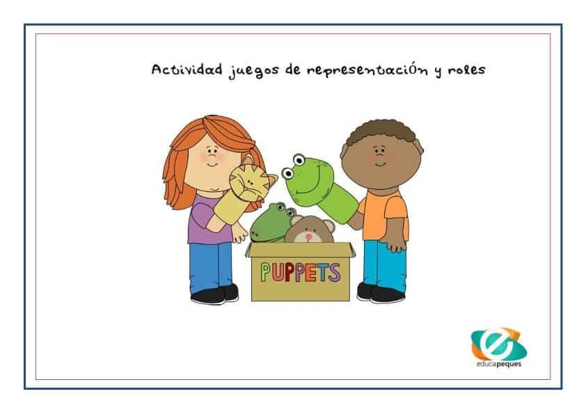 El Juego Simbólico Y Su Importancia Educativa Educapeques