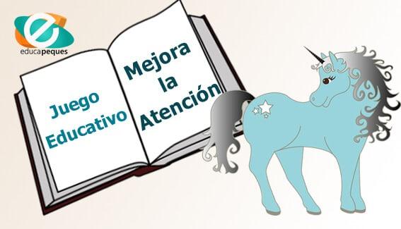mejorar la atención, atención infantil, estimular la atención, problemas de atención