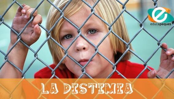 Consejos para trabajar con niños con distimia