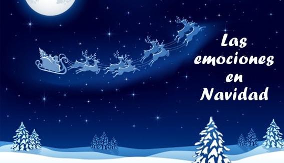 Las emociones positivas y negativas en Navidad