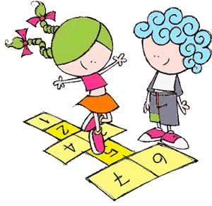juegos tradicionales rayuela
