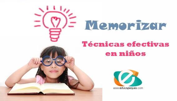 Memorizar, tecnicas para estimular la memoria