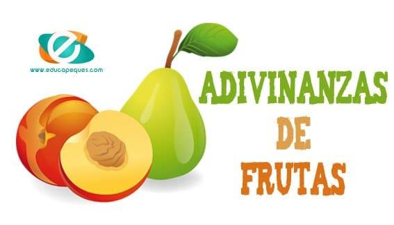 adivinanzas de frutas
