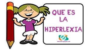 Cómo podemos ayudar a un niño con hiperlexia