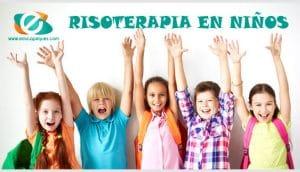 Risoterapia en niños