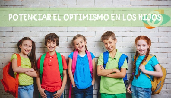 El optimismo en los niños
