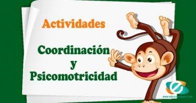 Juegos de coordinación y psicomotricidad para niños y niñas