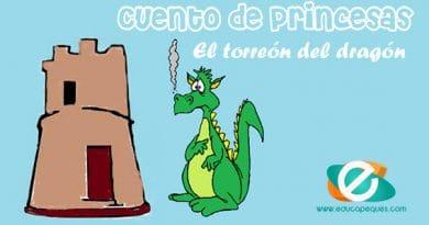 Cuento de princesas: El torreón del dragón