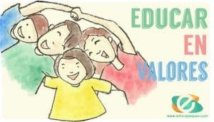 educar en valores