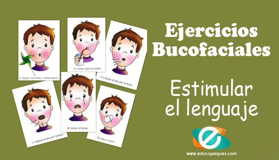 praxias, ejercicios bucofaciales, trastornos del lenguaje