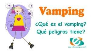 vamping definición