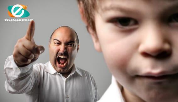 Educar sin grtitar