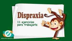 dispraxia, causas de la dispraxia, sintomas de la dispraxia