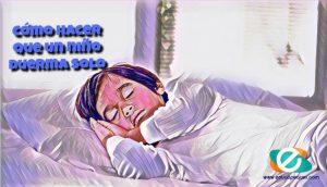 dormir solo