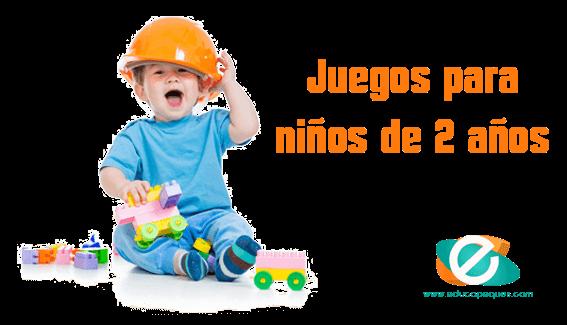 juegos para niños de dos años