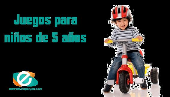 salario Eso Perspicaz  Juegos para niños desde los 2 a los 6 años | Educapeques
