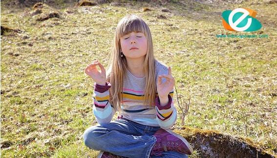 Técnicas de meditación para niños
