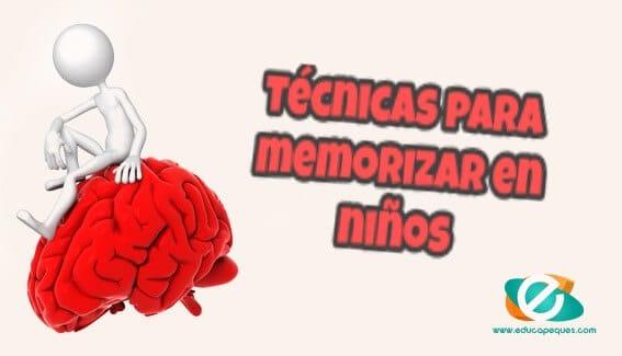 técnicas para memorizar