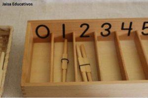 area matematica montessori