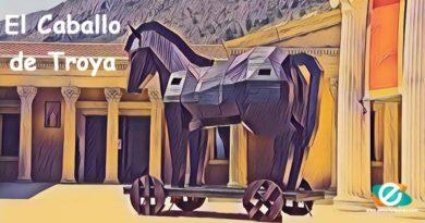 El caballo de Troya. Mitos y leyendas infantiles