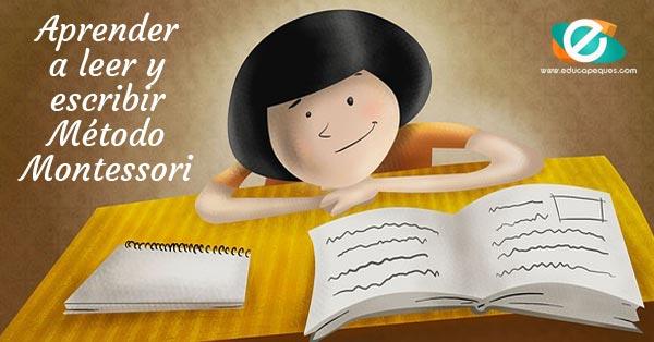 aprender a leer y escribir
