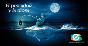 El pescador y la diosa