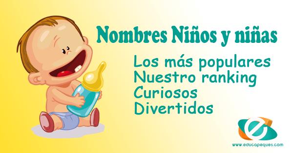 Nombres De Niños Populares En 2018 Nombres Curiosos De Bebés