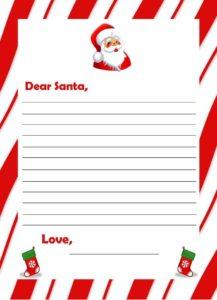 Carta a Papa Noel