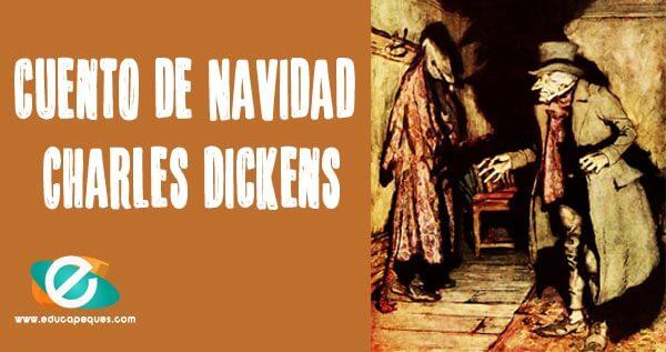 El cuento de Navidad de Charles Dickens
