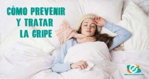 tratar la gripe
