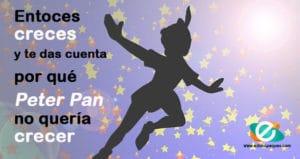 Frase Peter Pan
