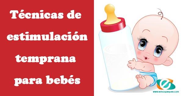 estimulación temprana para bebés