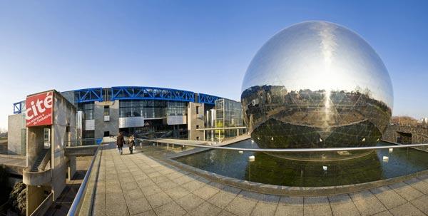 La Cité des Sciences