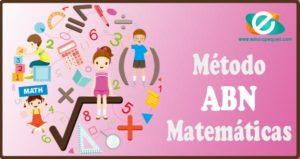 método abn matemáticas