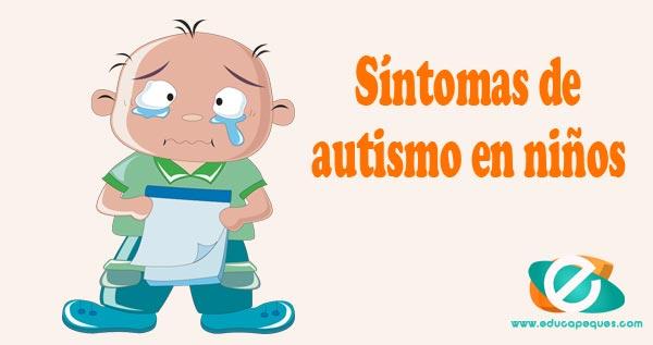 Autismo Infantil Trastorno Del Espectro Autista En Niños