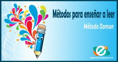 Métodos para enseñar a leer: Método Doman