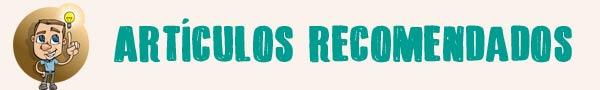 artículos recomendados educapeques