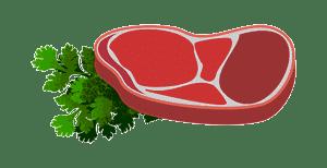carnes ricas en hierro