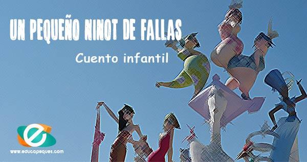 Cuentos Valencianos Para Niños Un Pequeño Ninot De Fallas