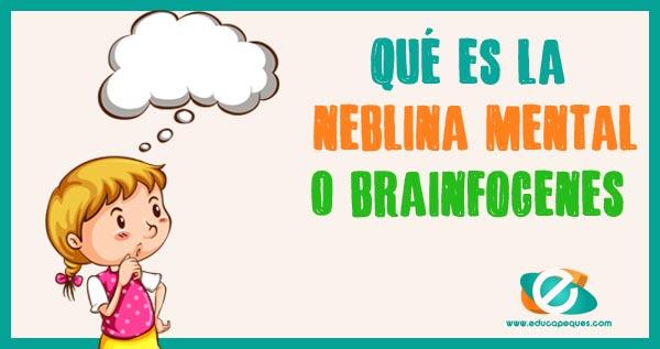 niebla mental, brainfogenes
