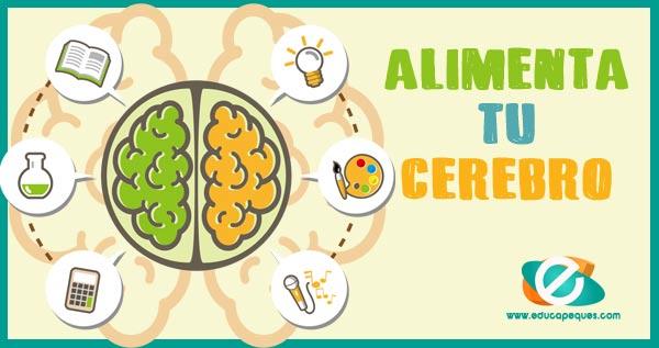 alimenta tu cerebro