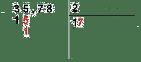 como dividir numeros decimales