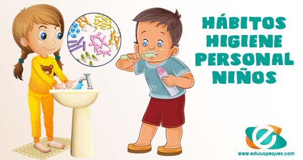 Potenciar Buenos Hábitos De Higiene Personal En Los Niños