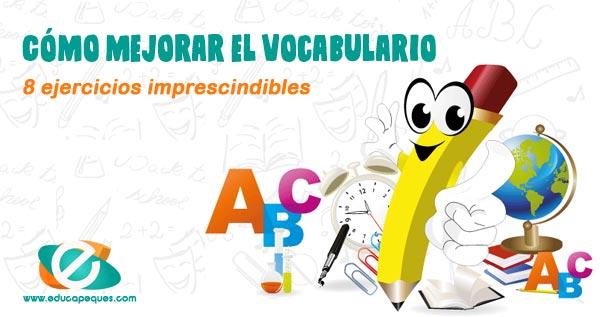 cómo mejorar el vocabulario