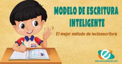 Modelo de escritura inteligente. Uno de los mejores métodos para enseñar a leer y escribir