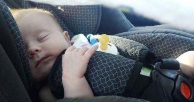 Tips para viajar con bebés de forma segura