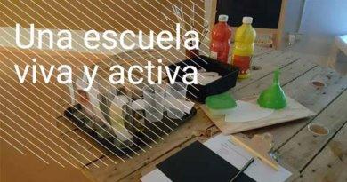 Una escuela Viva y activa