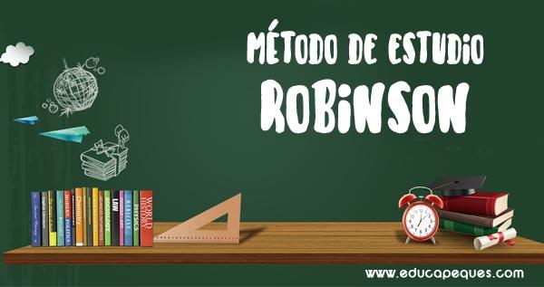 método de estudio robinson