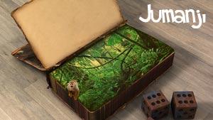 Jumanji, películas para niños